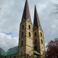 Bielefeld ( Neustädter Marienkirche )   April 2011, Билефельд