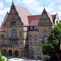 Rathaus Bielefeld, Билефельд