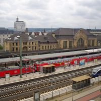 Bielefeld Hbf, Билефельд