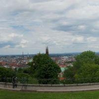 Blick über Bielefeld, Билефельд
