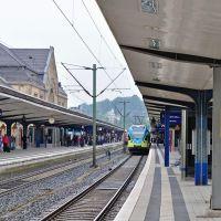 Hauptbahnhof Bielefeld - (C) by Salinos_de NW, Билефельд