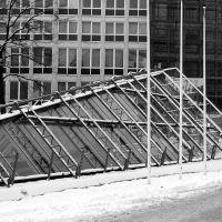 In Bielefeld im Winter, Билефельд