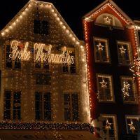 Bonn, Sternstrasse, Advendszeit, Бонн