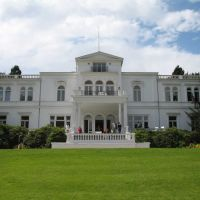 Bonn, Villa Hammerschmidt, Bundespräsident, Бонн