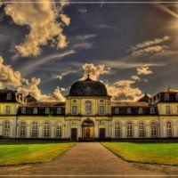 Poppelsdorfer Schloss, Bonn, built 1740, Бонн