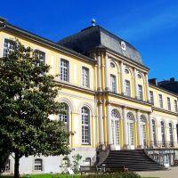 DE - Bonn - Poppelsdorfer Schloss, Бонн