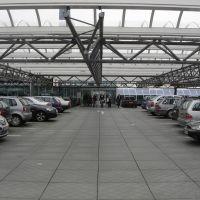 Bocholt: Parkdeck, Бохольт