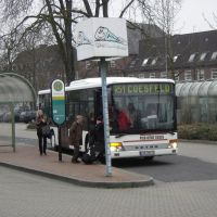 Bocholt: Busbahnhof, Бохольт