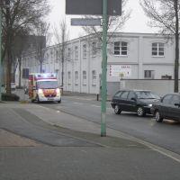 Bocholt: Krankenwagen im Einsatz, Бохольт