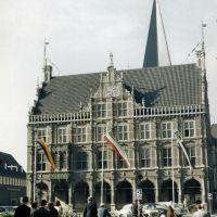 -Bocholt- Rathaus (1960), Бохольт