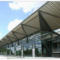 Bochum Jahrhunderthalle, Бохум