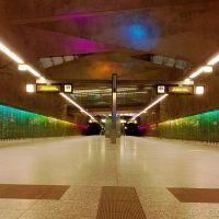 U-Bahnhof Bochum Rathaus (Süd) II, Бохум