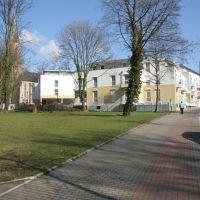 Aplerbeck, Altenwohnheim mit Ewaldipark, Брул