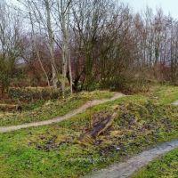 Mountainbiker Anlage Aplerbeck (Appelbeach), Весел