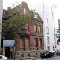 Witten: eine Stadt verändert ihr Gesicht  (Gründerzeit-Villa-Abriß am 1.6.2010), Виттен