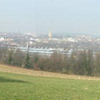 Stadtpanorama von Bommern, Виттен