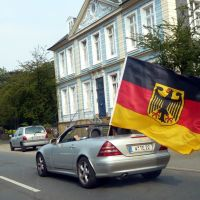 EM 2008 - Die fetteste Autoflagge, Вупперталь