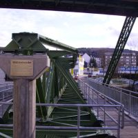 Mühlenbrücke, Вупперталь