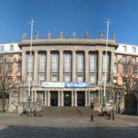 Barmen Rathaus Panorama, Вупперталь