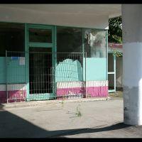 ehemalige Tankstelle Wittensteinstraße, abandoned gas station in Wuppertal, Вупперталь
