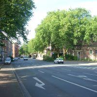 Gelsenkirchen-Altstadt  RotthauserStr.   Juni 2009, Гельзенкирхен