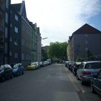Gelsenkirchen-Altstadt  RheinischeStr.   Juni 2009, Гельзенкирхен