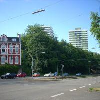 Gelsenkirchen-Altstadt ( Maritim Hotel )   Florastr.  Juni 2009, Гельзенкирхен