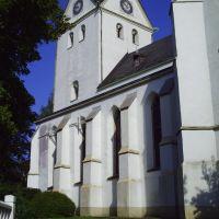 Oberbergischer Dom - Gummersbach protestant church, Гуммерсбах
