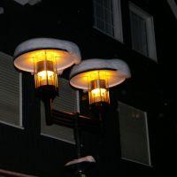 Lampe mit Hut, Гуммерсбах