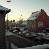 Kreuzung B513 / B61, Гутерсло