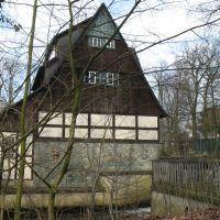 Alte Mühle, Гутерсло