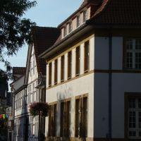 Gütersloh  Hohenzollernstraße. September 2011, Гутерсло