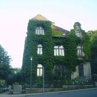 Wohnhaus -ms-, Детмольд