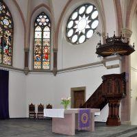 Martin - Luther - Kirche, Детмольд