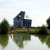 Landhaus, Детмольд