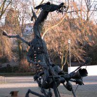 (Wilfried Koch 1998) Frieden: Der Sturz der apokalyptischen Reiter, Детмольд