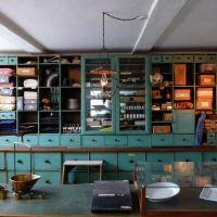 Ladeneinrichtung um 1921 im Freilichtmuseum Detmold, Детмольд