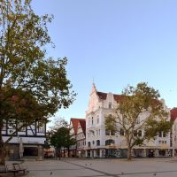Marktplatz in Detmold, Детмольд