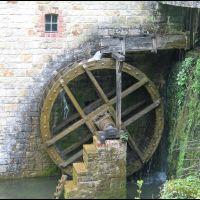 Wassermühle - Freilichtmuseum Detmold, Детмольд
