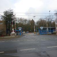 Tor 1 der Hüttenwerke Krupp Mannesmann (Duisburg-Hüttenheim) / 28.01.2012, Дойсбург