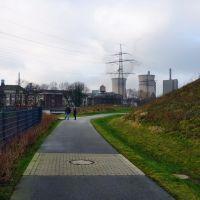 Angerpark (Duisburg-Wanheim-Angerhausen) / 28.01.2012, Дойсбург