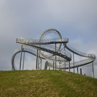 Tiger and Turtle – Magic Mountain (Duisburg-Wanheim-Angerhausen) / 28.01.2012, Дойсбург