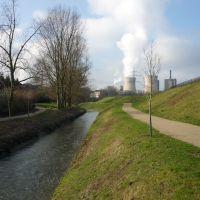 Weg am Angerbach (Duisburg-Wanheim-Angerhausen) / 28.01.2012, Дойсбург