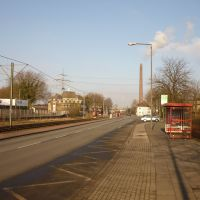 Ehinger Str. (Duisburg-Hüttenheim) / 28.01.2012, Дойсбург