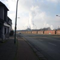 Mannesmannstr. (Duisburg-Hüttenheim) / 28.01.2012, Дойсбург