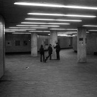 Straßenunterführung am Worringer Platz (Foto von 1976), Дюссельдорф