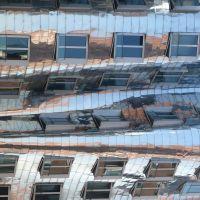 Fassade von Frank O. Gehry, Дюссельдорф