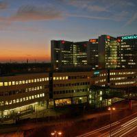 Düsseldorf, Völklingerstr., Siemens by www.zeche.org, Дюссельдорф
