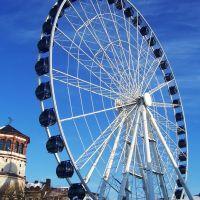 DE - Düsseldorf - Riesenrad / Ferris Wheel, Дюссельдорф