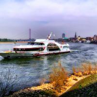 Düsseldorf am Rhein, Дюссельдорф